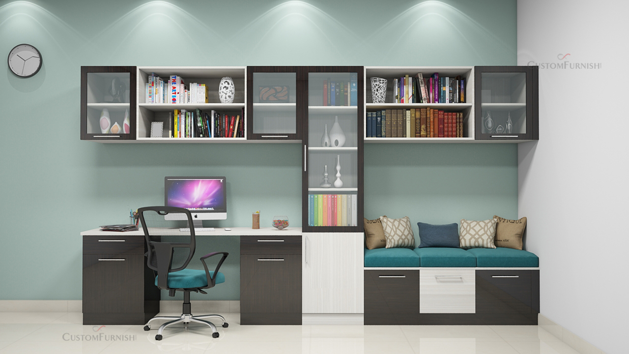 Superior Study Room Designs